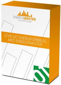 Energymaster produktkasse fra Greenbyte