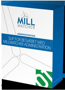 Millwatcher administration produktkasse fra Greenbyte