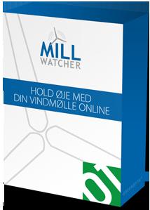 Millwatcher produktkasse fra Greenbyte