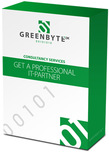 Greenbyte softwarebox