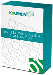 Kalenda softwarebox from Greenbyte