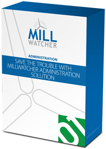 Millwatcher administration softwarebox Greenbyte